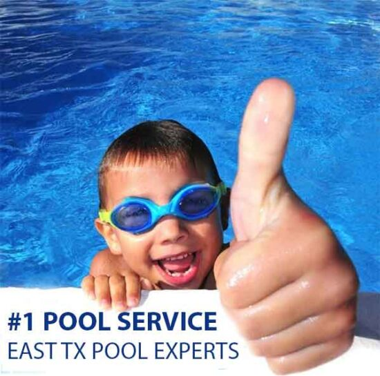 East Texas Pool Service Experts
